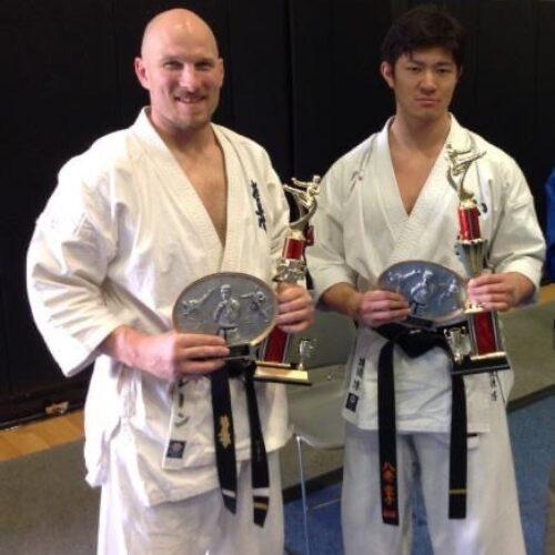 【2013年 極真シアトル大会】2013 North West kyokushin Challenge In Seattle