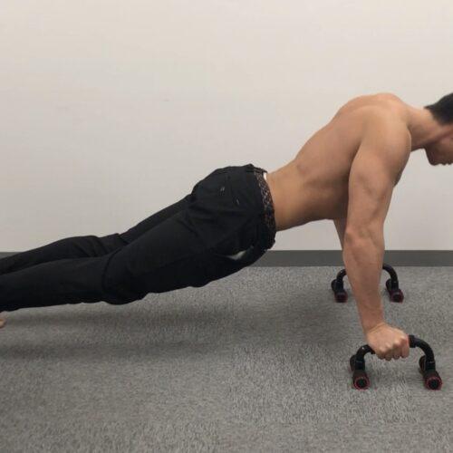 【自宅でできる筋力トレーニング】